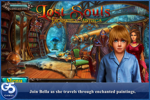 Game free hôm nay lost souls-enchanted painting - 4