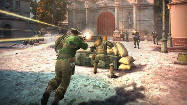 Tải game brother in arms 3 son of wars cho android ios và windows phone - 4