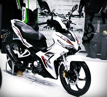 Benelli tung ra dòng xe thay thế exciter 135 - 1