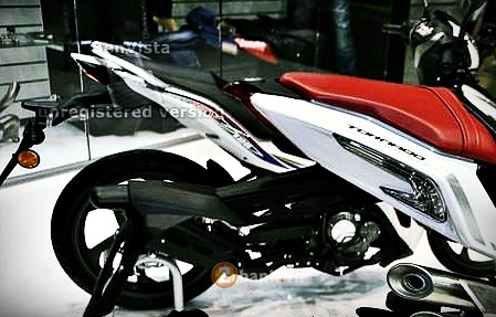 Benelli tung ra dòng xe thay thế exciter 135 - 3