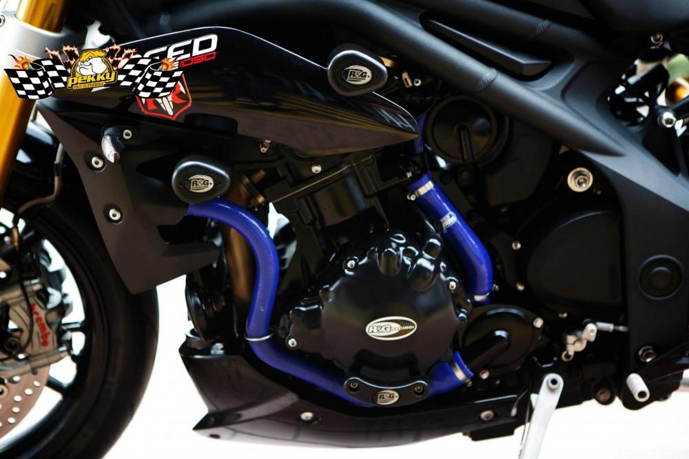 Triumph speed triple độ phiên bản sang chảnh - 7