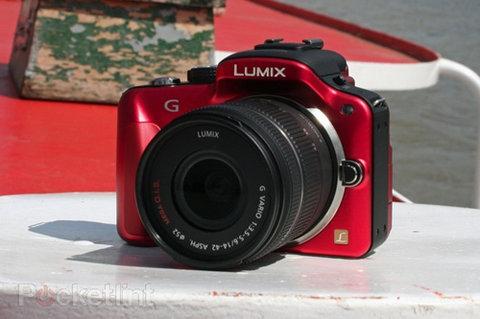 Ảnh thực tế panasonic lumix g3