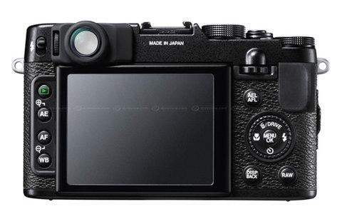 Fujifilm x10 giá 600 usd