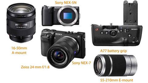 Sony nex-7 alpha a77 có thể ra mắt ngày 248 - 1