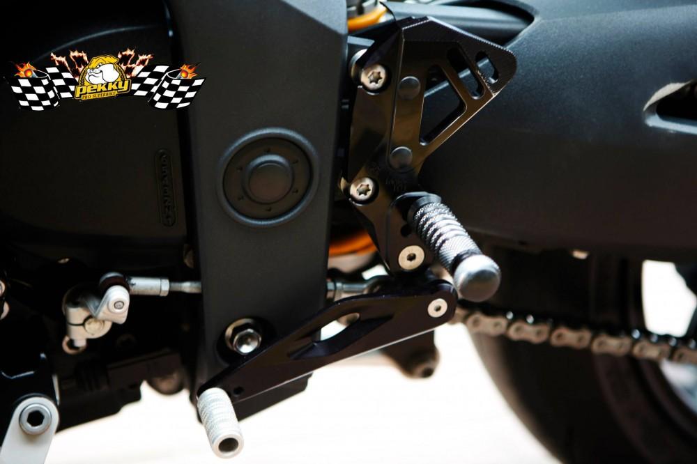 Triumph speed triple độ phiên bản sang chảnh - 8