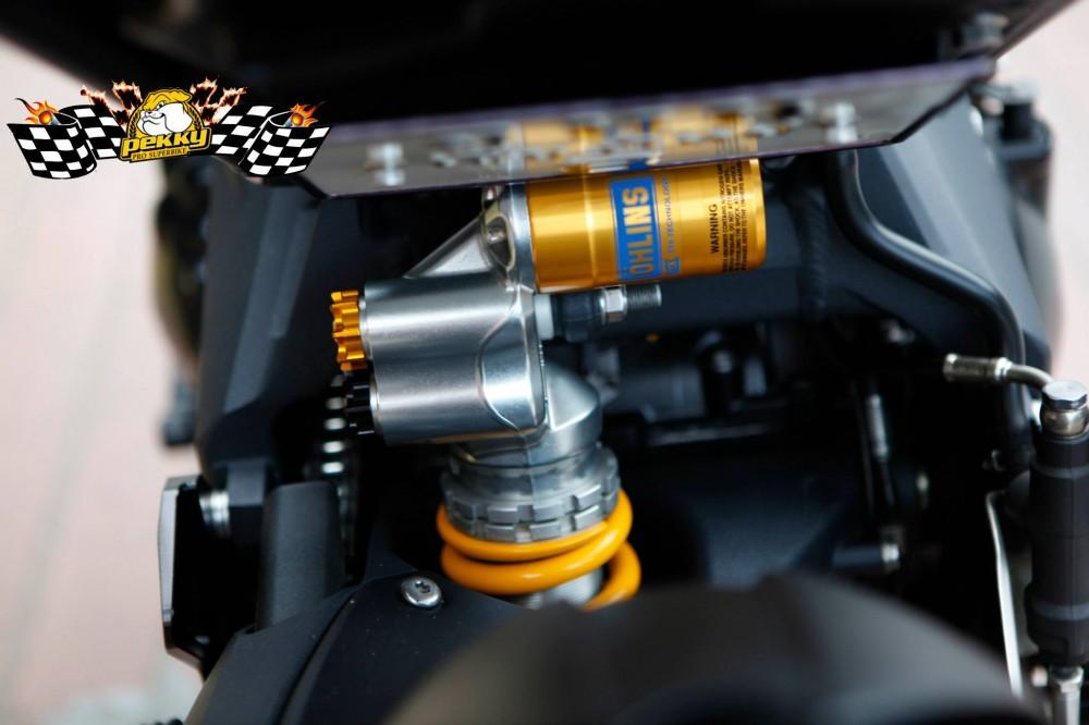 Triumph speed triple độ phiên bản sang chảnh - 9