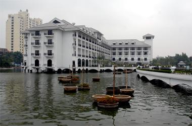 Ảnh khách sạn intercontinental hanoi - 3
