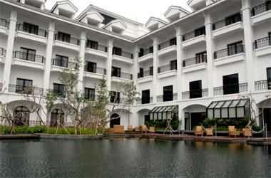 Ảnh khách sạn intercontinental hanoi - 6