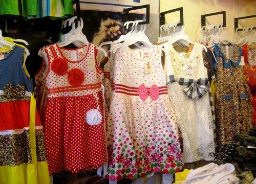 Chọn mua quần áo không gây dị ứng cho bé - 1