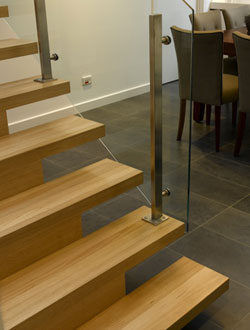Đẹp với cầu thang gỗ - 2