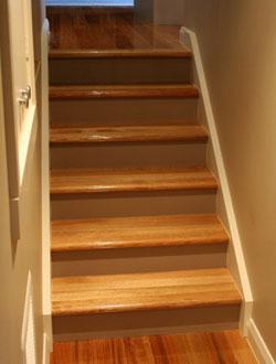 Đẹp với cầu thang gỗ - 7