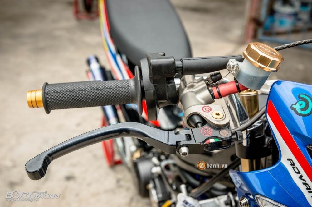 Honda sonic độ cực khủng và tinh tế trong từng món đồ chơi - 5