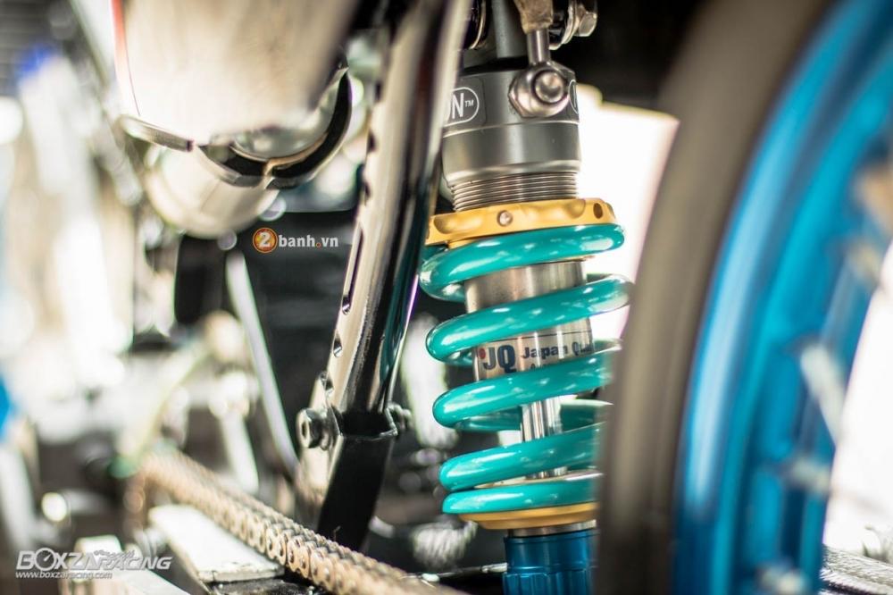 Honda sonic độ cực khủng và tinh tế trong từng món đồ chơi - 12