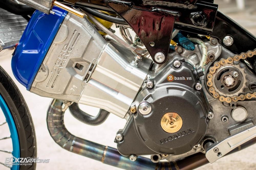 Honda sonic độ cực khủng và tinh tế trong từng món đồ chơi - 15