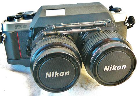 Máy ảnh nikon độ chụp 3d rao bán giá 800 usd - 1