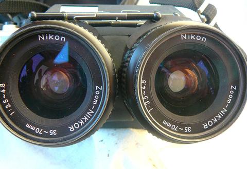 Máy ảnh nikon độ chụp 3d rao bán giá 800 usd - 2