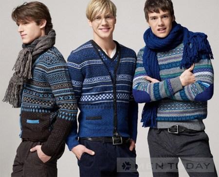 Những món đồ nam giới nên có trong mùa đông