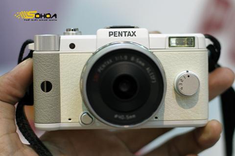 Pentax sẽ ra máy mirrorless giá rẻ - 1