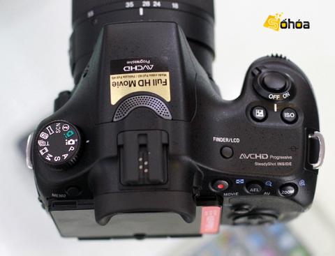 Sony alpha a57 sắp bán ở vn - 3