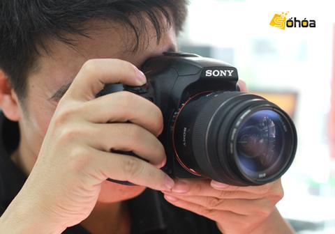 Sony alpha a57 sắp bán ở vn - 10