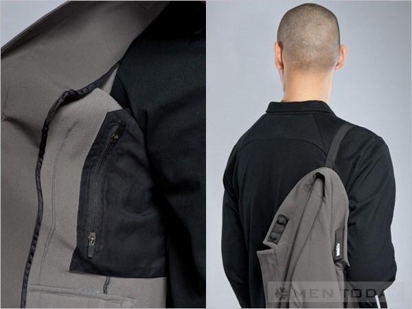 Trang phục kết tinh từ công nghệ