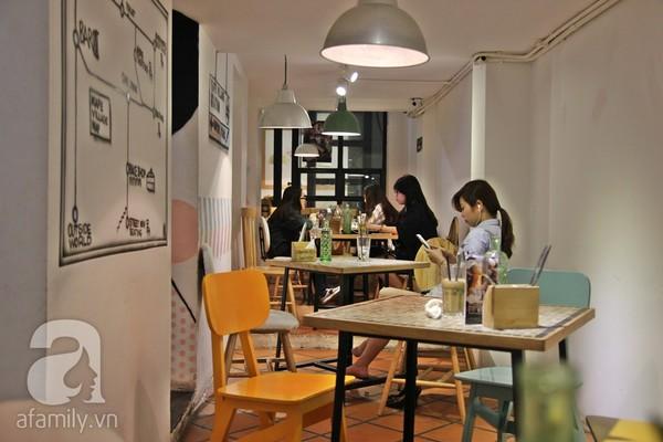 11 quán cà phê siêu đẹp siêu chất mở cửa xuyên tết ở hà nội - 6