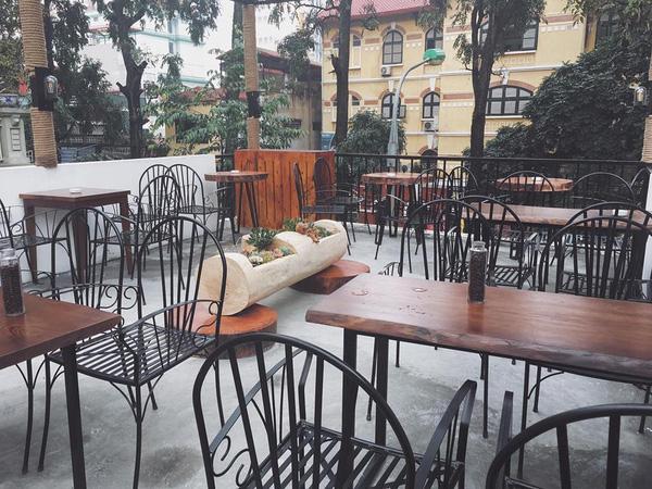 11 quán cà phê siêu đẹp siêu chất mở cửa xuyên tết ở hà nội - 9