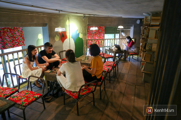 11 quán cà phê siêu đẹp siêu chất mở cửa xuyên tết ở hà nội - 15