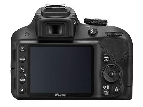 Ảnh chính thức nikon d3300