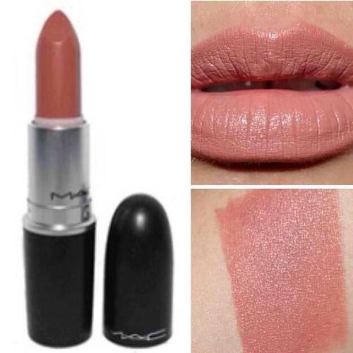 Gợi ý những thỏi son nude chuẩn da nâu môi dày của lily maymac - 4