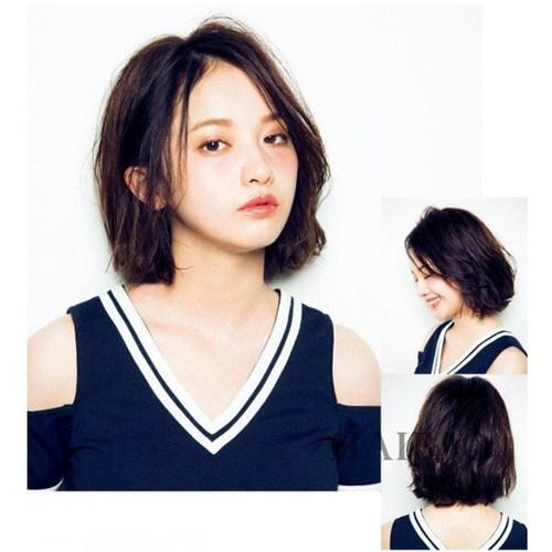 Làm mới tóc lob bằng 12 biến tấu có thể tự thực hiện dễ dàng - 3