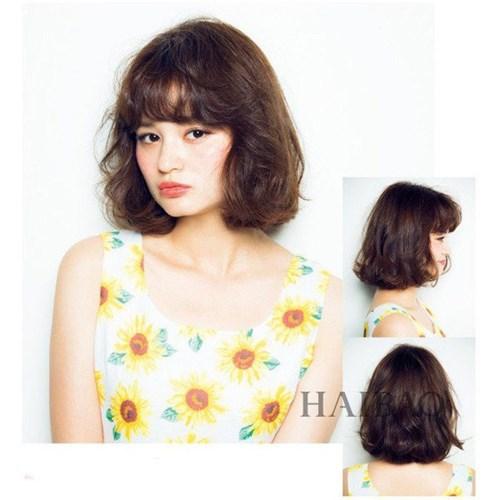 Làm mới tóc lob bằng 12 biến tấu có thể tự thực hiện dễ dàng - 7