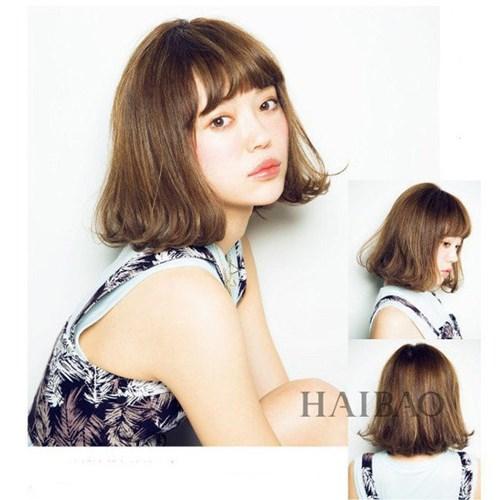 Làm mới tóc lob bằng 12 biến tấu có thể tự thực hiện dễ dàng - 9