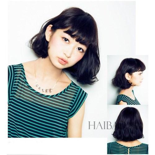 Làm mới tóc lob bằng 12 biến tấu có thể tự thực hiện dễ dàng - 12
