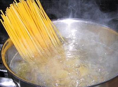 Mỳ trộn rau củ - 1