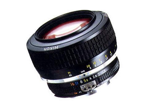Ống kính siêu nhanh 58 mm f12 của nikon lộ diện - 2