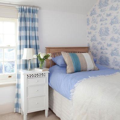 10 lời khuyên khi trang trí phòng ngủ nhỏ - 9