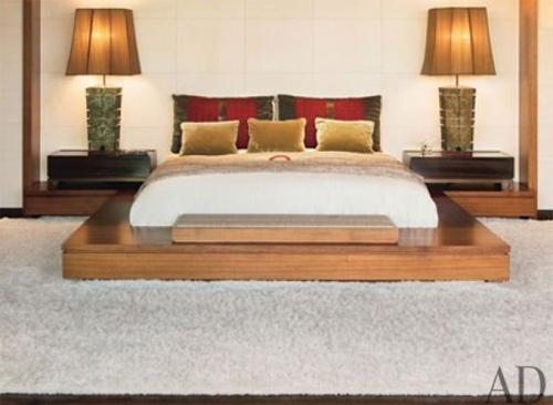 10 phòng ngủ sang trọng của sao - 2