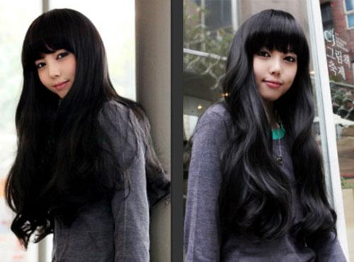 2015 mốt tóc đen sẽ trở lại rầm rộ - 3