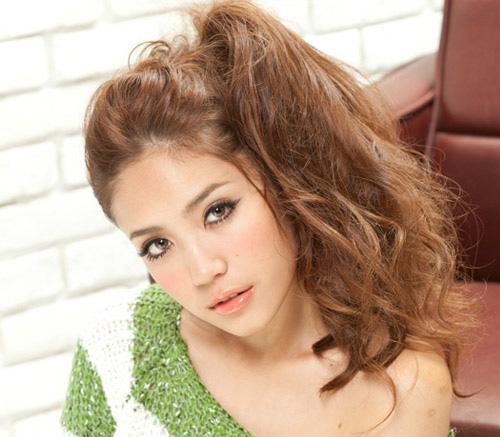 3 kiểu tóc đẹp dễ làm giúp bạn gái gây thương nhớ - 4