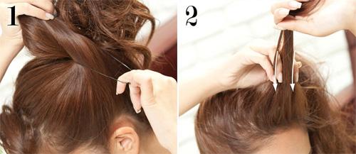 3 kiểu tóc đẹp dễ làm giúp bạn gái gây thương nhớ - 5