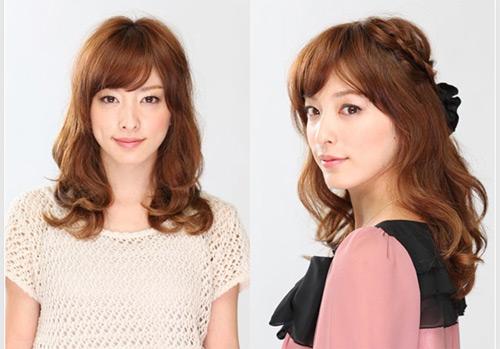 3 kiểu tóc đẹp dễ làm giúp bạn gái gây thương nhớ - 7