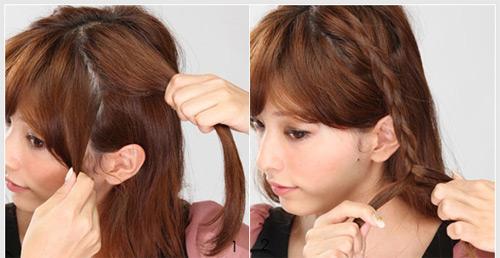 3 kiểu tóc đẹp dễ làm giúp bạn gái gây thương nhớ - 8