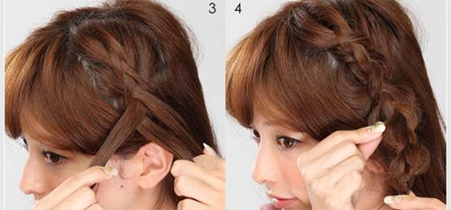 3 kiểu tóc đẹp dễ làm giúp bạn gái gây thương nhớ - 9