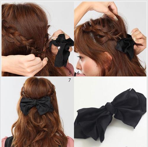 3 kiểu tóc đẹp dễ làm giúp bạn gái gây thương nhớ - 10