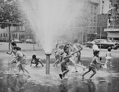 Bộ ảnh cổ tuyệt đẹp về mùa hè của trẻ khi chưa có internet - 1