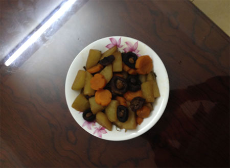 Bữa cơm chay thanh tịnh - 2