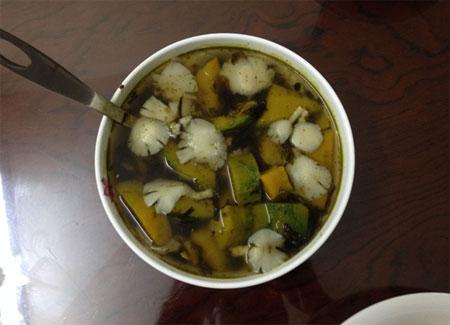 Bữa cơm chay thanh tịnh - 4