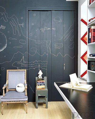 Bức tường sáng tạo cho bé tha hồ vẽ - 5