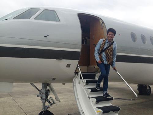 Ca sĩ việt khoe penthouse triệu đô tại mỹ